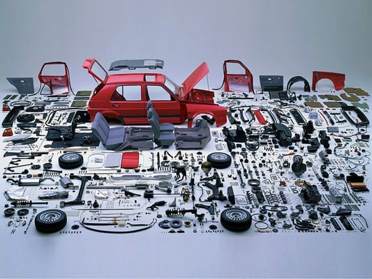 FIGO SPARE PARTS IN KANPUR