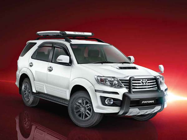 FORTUNER SPARE PARTS IN KANPUR